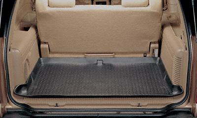 Cadillac Escalade 2007-2008 Huskyliner Cargo Liner- Black