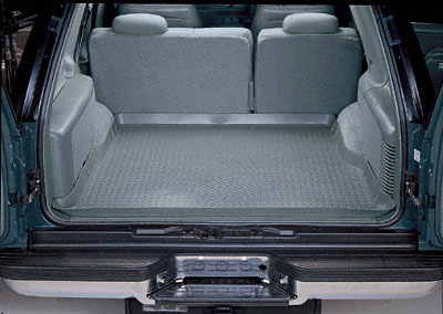 Chevrolet Tahoe 2007- 2008 Huskyliner Cargo Liner- Gray
