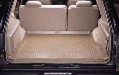 Cadillac Escalade 2007-2008 Huskyliner Cargo Liner- Tan