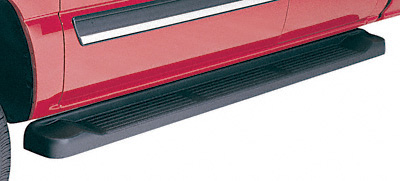 Chevrolet Silverado 2007-2008 Lund Factory Style Running Boards 90'' with Light