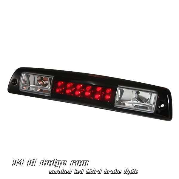 Dodge Ram 1994-2001  Smoke LED 3rd Brake Light