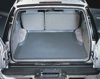 Toyota FJ Cruiser 2007 HuskyLiner Rear Cargo Liner- (Black)