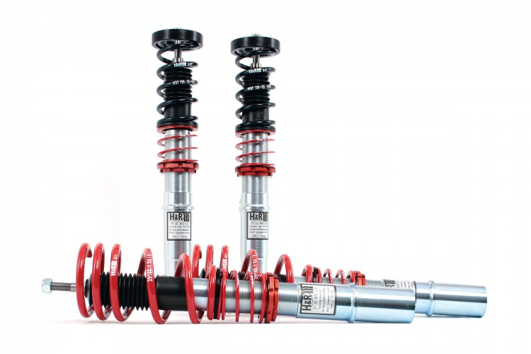 Ford Fiesta 2010-2012   H&R Street Performance Coil Overs