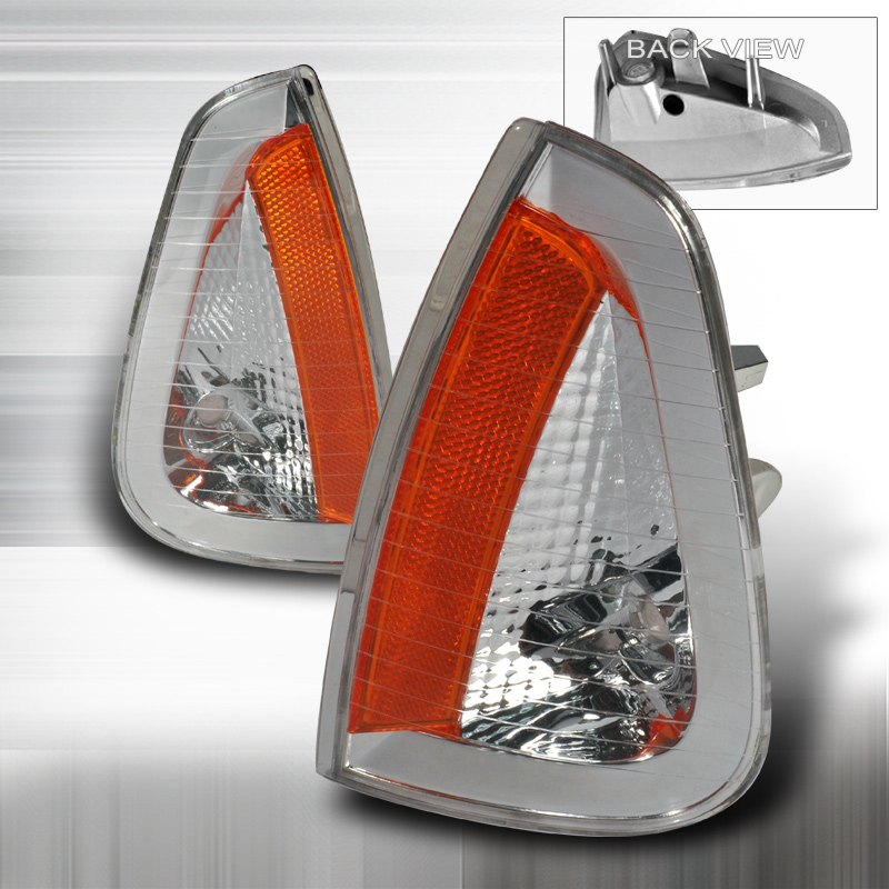 Dodge Charger 2005-2010 Clear Corner Lights