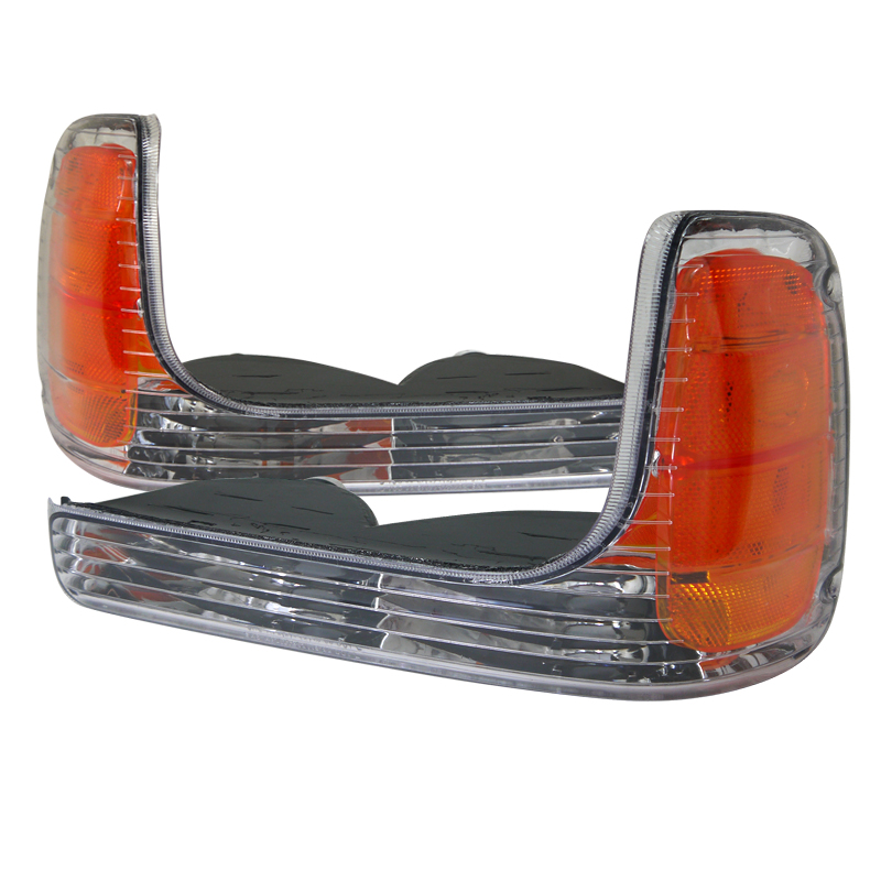 Cadillac Escalade 1999-2000 Clear Corner Lights