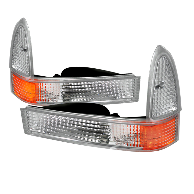 Ford Super Duty 1999-2005 Clear Corner Lights