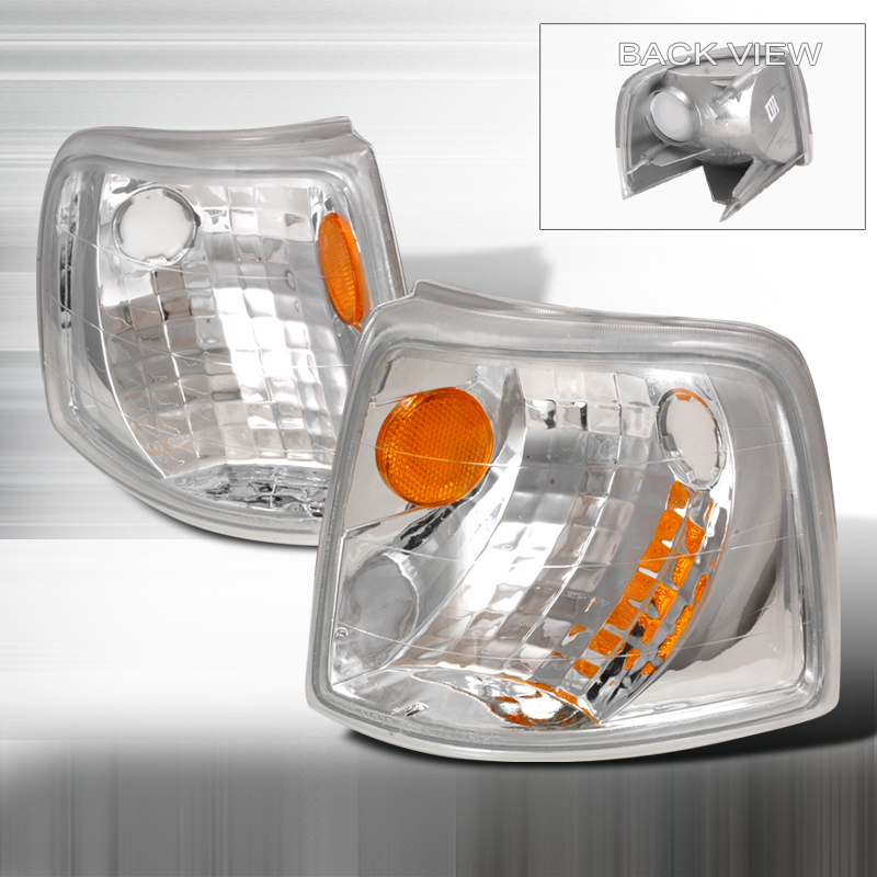 Ford Ranger 1993-1997 Clear Corner Lights
