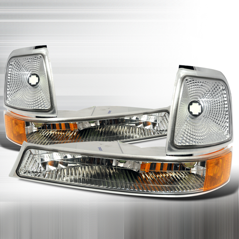 Ford Ranger 1998-2001 Clear Corner Lights