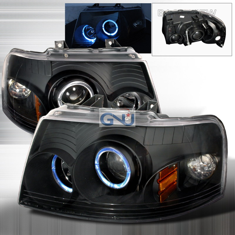 Ford Expedition Headlights