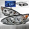 2005 Toyota Camry   Chrome Halo Projector Headlights