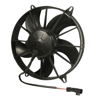 "11"" Curved Blade High Performance Fan / 12V Puller"