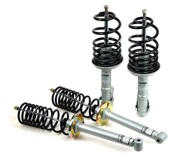Volkswagen Gti 2006-2007   H&R Sport Cup Kit (Lowering Kit)
