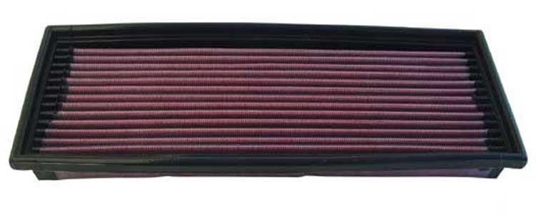 Volkswagen Passat 1987-1988  2.2l V5 F/I  K&N Replacement Air Filter