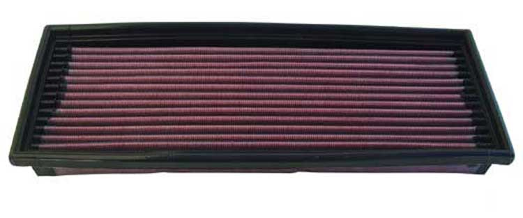 Ford Escort 1987-1989  Iv 1.6l L4 F/I Exc., 102bhp K&N Replacement Air Filter