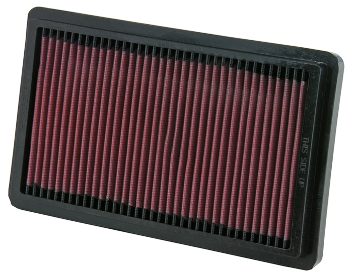 Bmw 5 Series 1986-1987 525i 2.5l L6 F/I  K&N Replacement Air Filter