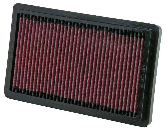 Bmw 6 Series 1986-1987 628csi 2.8l L6 F/I  K&N Replacement Air Filter