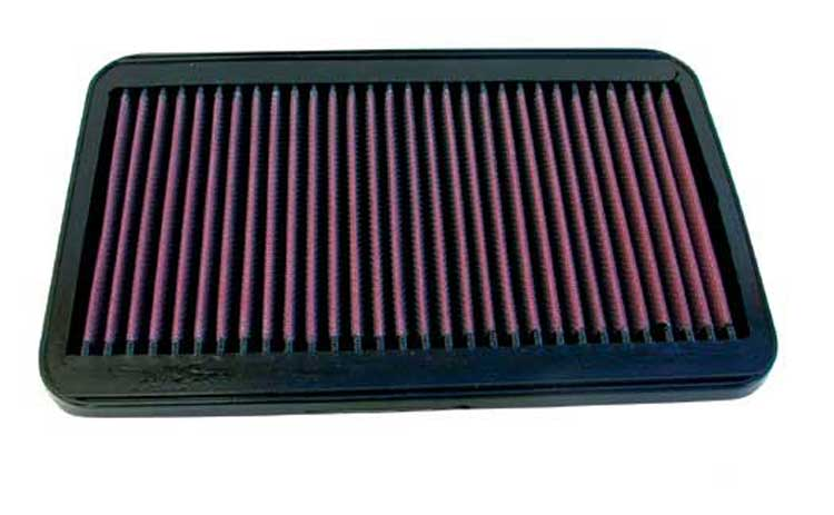 Toyota 4 Runner 1987-1989 4 Runner 2.4l L4 F/I  K&N Replacement Air Filter