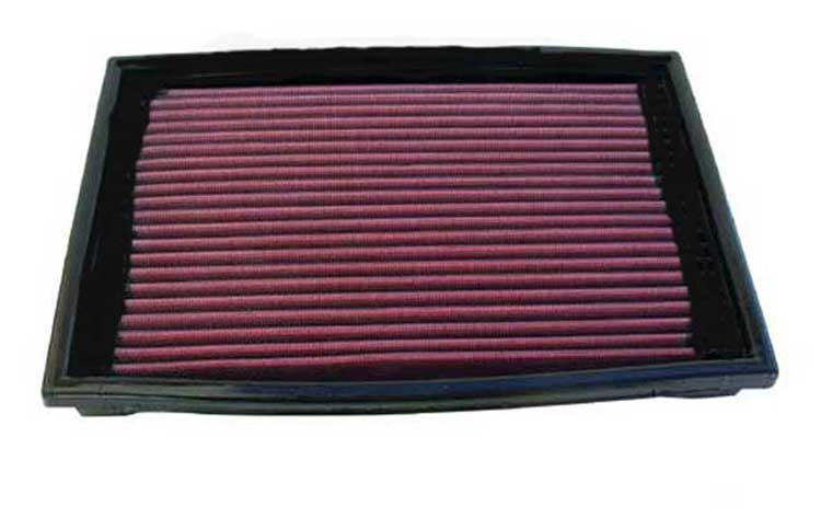 Lincoln Town Car 1987-1990 Town Car 5.0l V8 F/I  K&N Replacement Air Filter