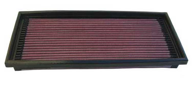 Chevrolet Corvette 1986-1989  5.7l V8 F/I  K&N Replacement Air Filter