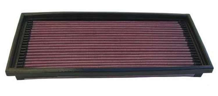 Chevrolet Corvette 1986-1989  5.7l V8 F/I  K&N Replacement Air Filter