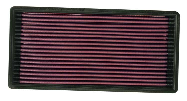 Jeep Cherokee 1987-1995  2.5l L4 F/I  K&N Replacement Air Filter