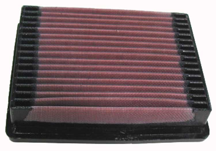 Oldsmobile Cutlass 1989-1989  Calais 2.3l L4 F/I High Output K&N Replacement Air Filter