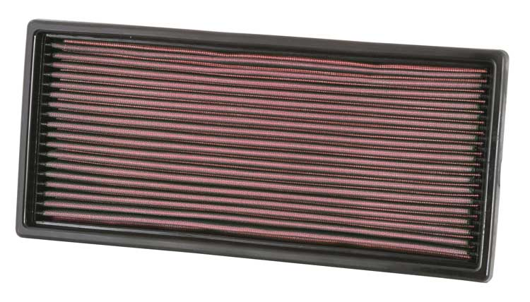 Ford Bronco 1987-1992  4.9l L6 F/I  K&N Replacement Air Filter