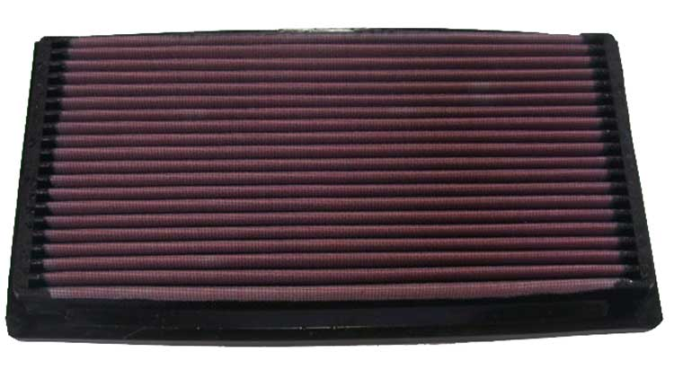 Mazda B2300 1994-1994  2.3l L4 F/I  K&N Replacement Air Filter