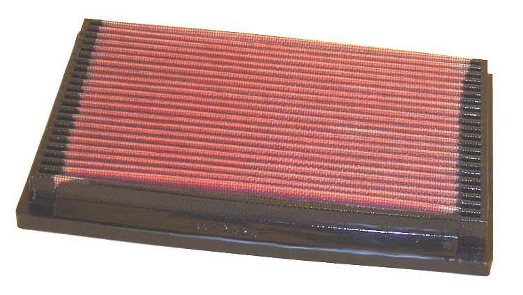 Kia Sportage 1995-1995  2.0l L4 F/I Dohc K&N Replacement Air Filter