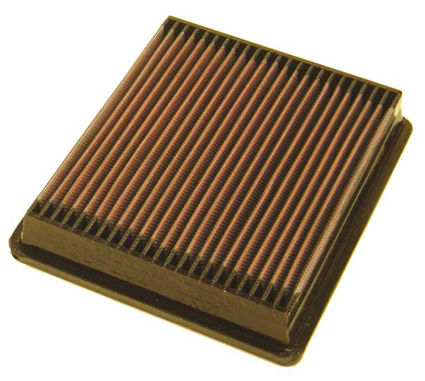 Mazda 323 1987-1989  1.6l L4 F/I  K&N Replacement Air Filter