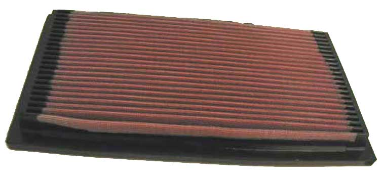 Audi S4 1994-1994  2.3l L5 F/I Turbo, 20v K&N Replacement Air Filter