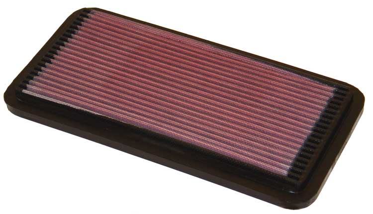Toyota Corolla 1989-1989  1.6l L4 F/I From 8/89 125bhp, 105bhp Ae92 K&N Replacement Air Filter