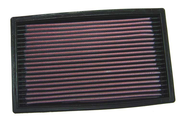 Mazda 323 1990-1994  1.8l L4 F/I  K&N Replacement Air Filter