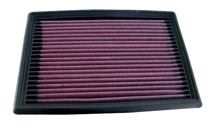 Nissan 300ZX 1990-1990 300ZX 3.0l V6 F/I  (2 Required) K&N Replacement Air Filter