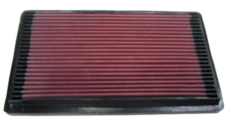 Oldsmobile Cutlass 1989-1992  Supreme 3.1l V6 F/I  K&N Replacement Air Filter