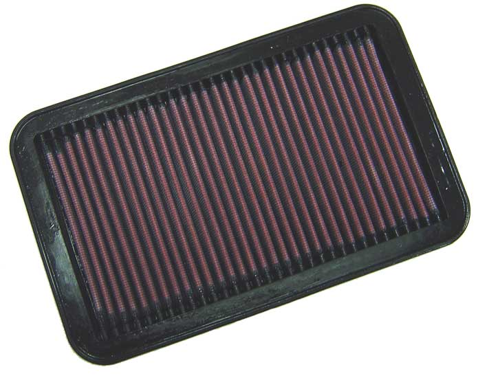Toyota Corolla 1987-1988  1.6l L4 F/I Exc., 90bhp K&N Replacement Air Filter