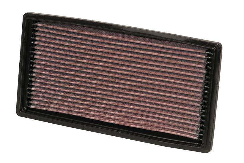 Chevrolet S10 Pickup 1996-2004 S10 Pickup 4.3l V6 F/I  K&N Replacement Air Filter