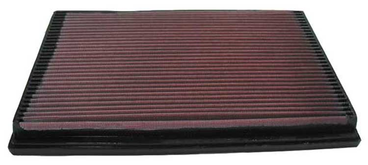 Volvo 740 1987-1992  2.3l L4 F/I Turbo K&N Replacement Air Filter