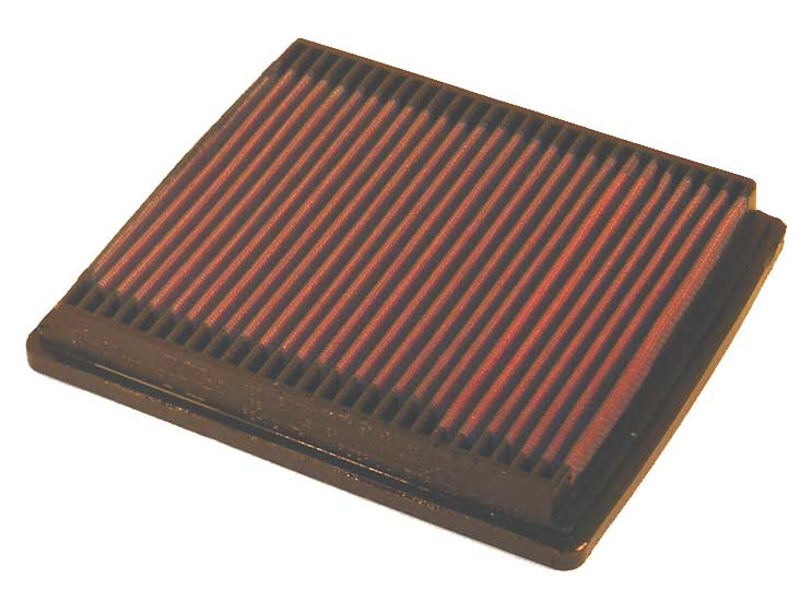 Ford Mustang 1987-1993  2.3l L4 F/I  K&N Replacement Air Filter