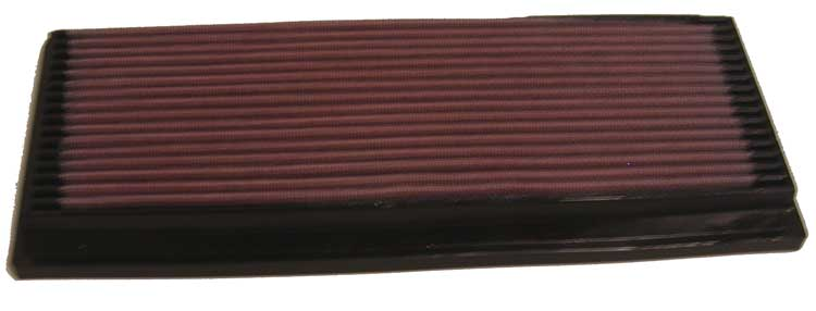 Jeep Wrangler 1987-1995  2.5l L4 F/I  K&N Replacement Air Filter