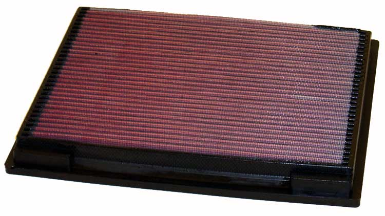 Jeep Grand Cherokee 1993-1998 Grand Cherokee 5.2l V8 F/I  K&N Replacement Air Filter