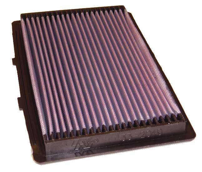 Mazda Mx6 1992-1992 Mx-6 2.0l L4 F/I  K&N Replacement Air Filter