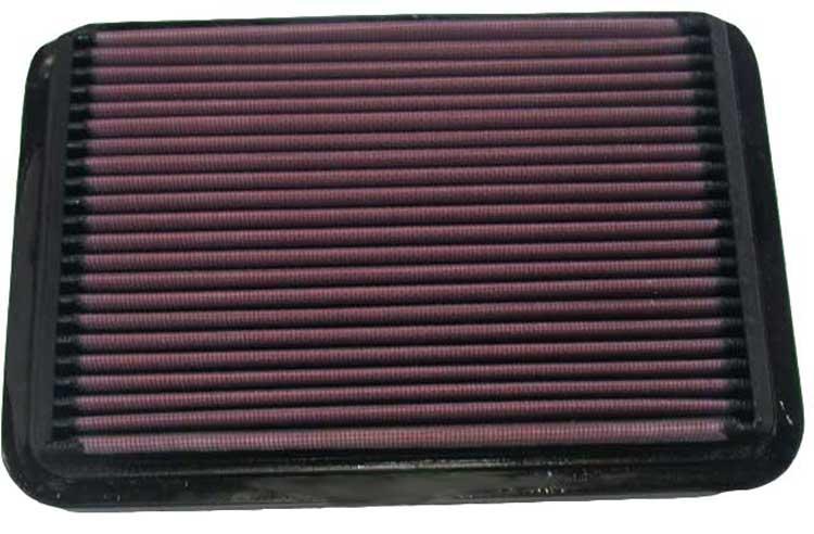 Isuzu Impulse 1990-1992  1.6l L4 F/I  K&N Replacement Air Filter