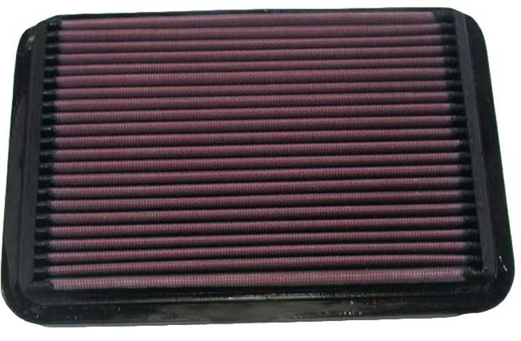 Toyota Previa 1991-1997  2.4l L4 F/I  K&N Replacement Air Filter