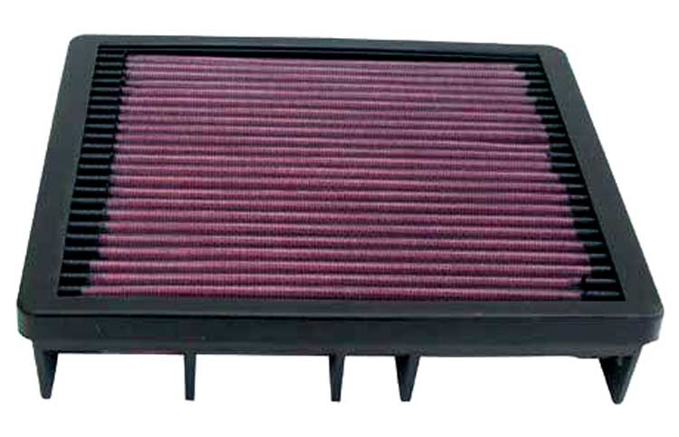 Toyota Land Cruiser 1996-2004 Land Cruiser 3.4l L4 F/I  K&N Replacement Air Filter