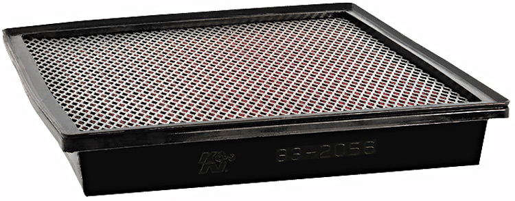 Dodge Ram 1994-2002  2500 Pickup 5.9l L6 Diesel  K&N Replacement Air Filter