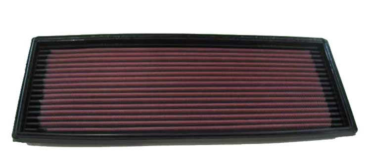 Dodge Ram 1994-2002  3500 Pickup 8.0l V10 F/I  K&N Replacement Air Filter