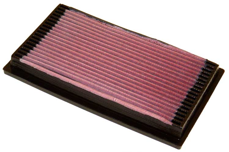 Bmw 7 Series 1987-1994 750i 5.0l V12 F/I  (2 Required) K&N Replacement Air Filter