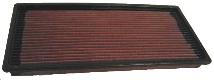 Chevrolet Suburban 1995-1996 K1500  6.5l V8 Diesel  K&N Replacement Air Filter