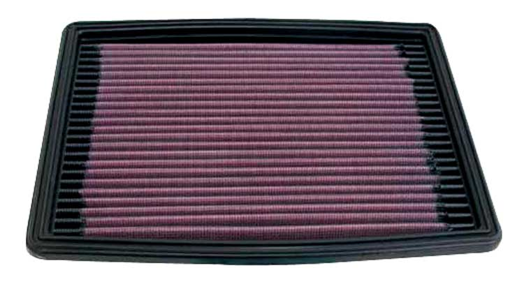 Pontiac Bonneville 2004-2005  4.6l V8 F/I  K&N Replacement Air Filter